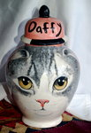 Small Ceramic Pet Dog Urn cat all breeds