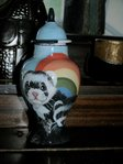 Sml Ceramic Pet Urn Ferret all breeds