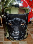 Large Ceramic Pet Dog Urn Labrador all breeds
