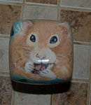 X-Small Ceramic Pet Urn Hamster small pet
